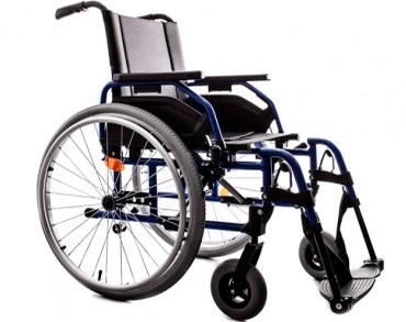 Из каких элементов состоит инвалидная коляска