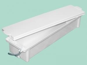 Контейнер (ёмкость) ЕДПО -10Д-01 (10 л.) длинномерный с подставкой для эндоскопов/