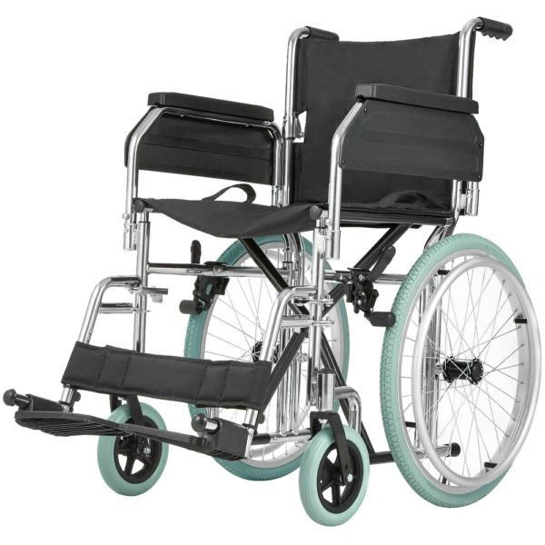 Кресло коляска Olvia 30 (00/19/UU/подл cъём/Хро)